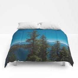 Lake Tahoe II Comforters