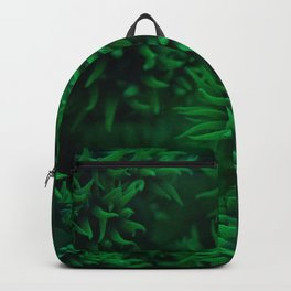 Emerald tentacles Backpack
