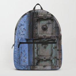 Doors Of Rajasthan IV Backpack