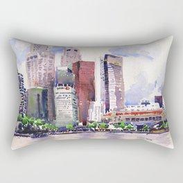 20140318 Cityscape Rectangular Pillow
