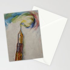 Fountain Pen Stationery Cards