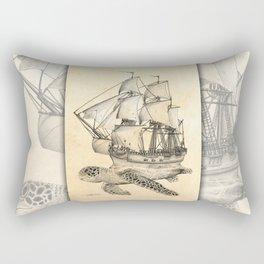 SS Terrapin Rectangular Pillow
