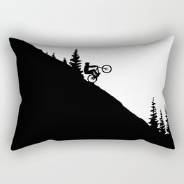 MTB 2tone Rectangular Pillow
