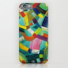 Abstract 4 Slim Case iPhone 6s