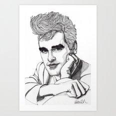 This Charming Man  Art Print