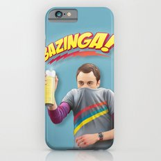 Sheldon  - BAZINGA! iPhone 6s Slim Case