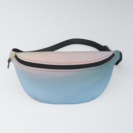 trail of a rainbow Fanny Pack