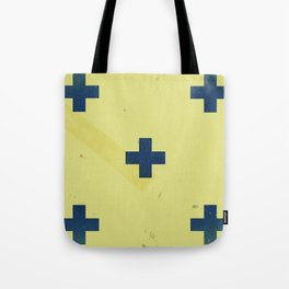 Nautical Flag Tote Bag