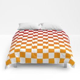 Chessboard Gradient Comforters