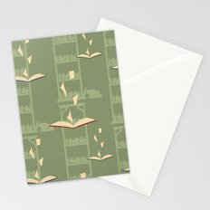 Library Stationery Cards