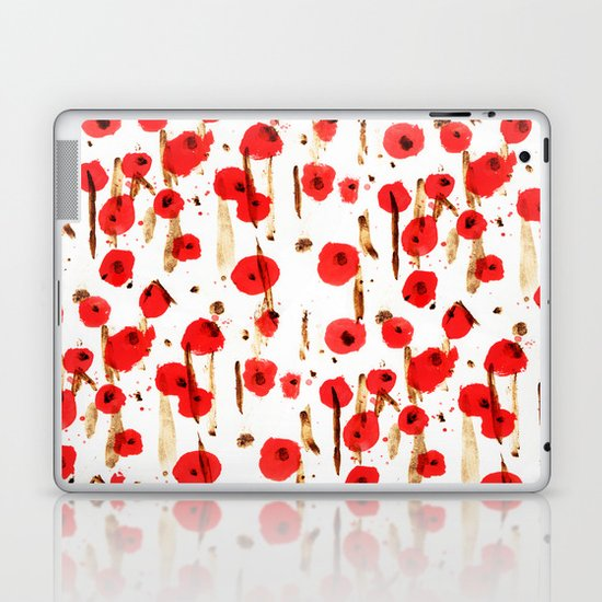 Début du printemps Laptop & iPad Skin