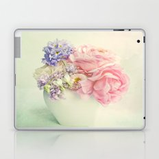 tiny spring bouquet Laptop & iPad Skin