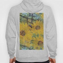 """Sunflowers In The Mist"" Hoody"