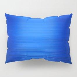 Sunset on the Water-Deep Blue Pillow Sham