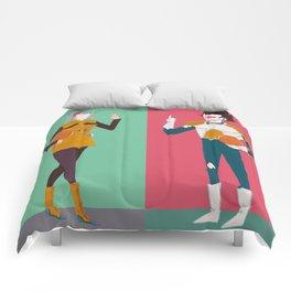 DBZ Team Comforters
