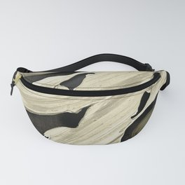 """Scandinavian Japanese Abstract"" Fanny Pack"