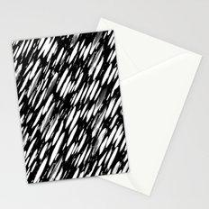 Boho BW Brushstroke Stationery Cards