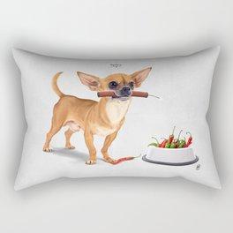 Spicy Rectangular Pillow