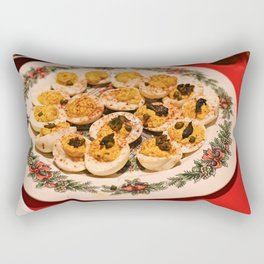Angelic Eggs Rectangular Pillow