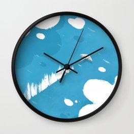 sea skimmer Wall Clock