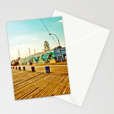 Island On The Coast Stationery Cards