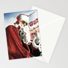 Toys from Santa Stationery Cards