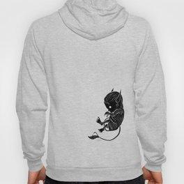 Little Devil (black version) Hoody