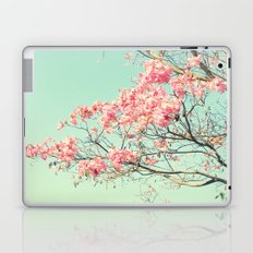 Spring Kissing the Sky Laptop & iPad Skin