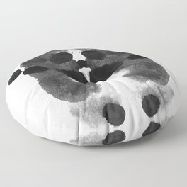 Form Ink Blot No. 23 Floor Pillow