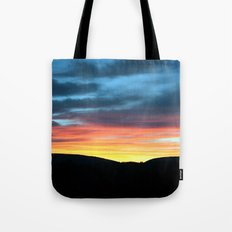 A Touch of Glow Tote Bag