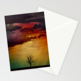 The Nebula Tree Stationery Cards