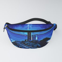 lighthouse plouzane wsstd Fanny Pack
