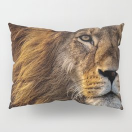 Majestic Lion Pillow Sham