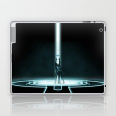 TRON PORTAL Laptop & iPad Skin