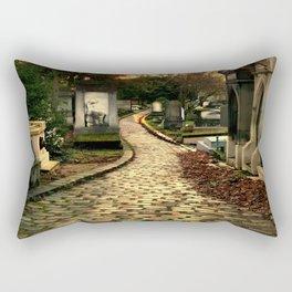 Pere Lachaise Cemetery Rectangular Pillow