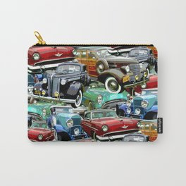 Classic Cars (K.T.B.) Carry-All Pouch