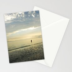 Sunrise Solitude Stationery Cards