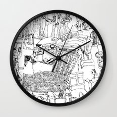 Mere Wall Clock