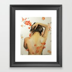 Blend In Framed Art Print
