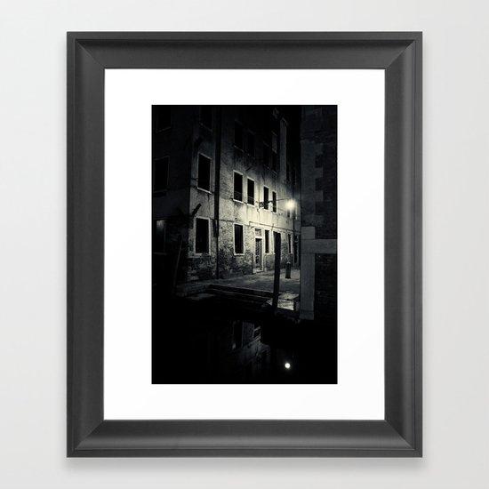 Piece of Venice Framed Art Print