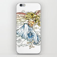 Elemental series - Air iPhone & iPod Skin