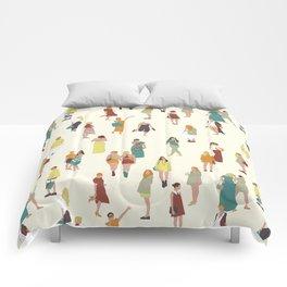 Ladies Comforters