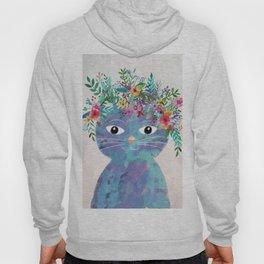 Flower cat II Hoody