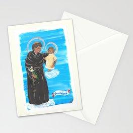 Saint Anthony · San Antonio Stationery Cards