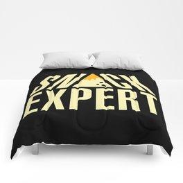 SNACK EXPERT Comforters