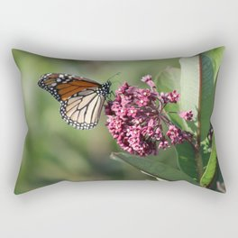 Queen of the meadow Rectangular Pillow