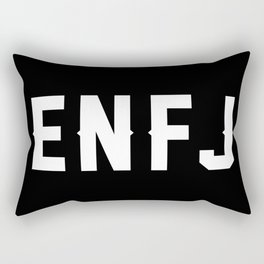 ENFJ Rectangular Pillow