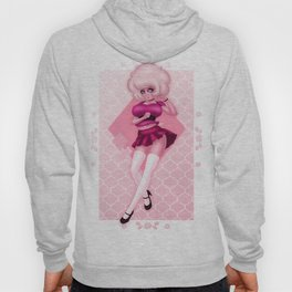 So Pink Diamond Hoody