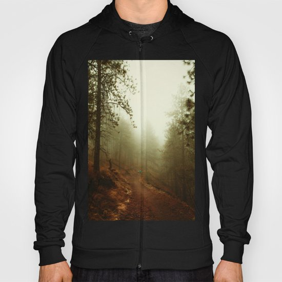 Autumn in Ponderosa Pines Forest Hoody
