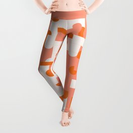 Puzzle Tiles #society6 #pattern Leggings